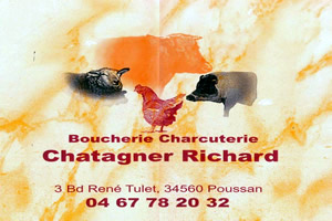 BOUCHERIE CHATAGNER RICHARD