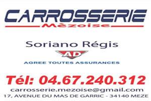 CARROSSERIE SORIANO RÉGIS