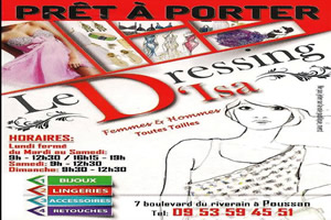 LE DRESSING D'ISA