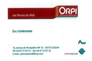 ORPI ERIC FUHRMANN