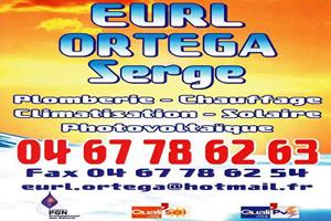 EURL ORTEGA SERGE