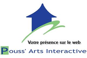 POUSS ARTS INTERACTIVE