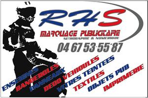 RHS MARQUAGES PUBLICITAIRE